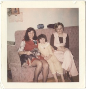 Mom, Terri & Isabella
