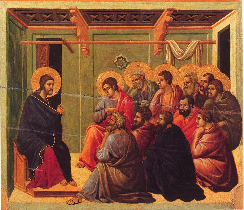 Christ and his Apostles