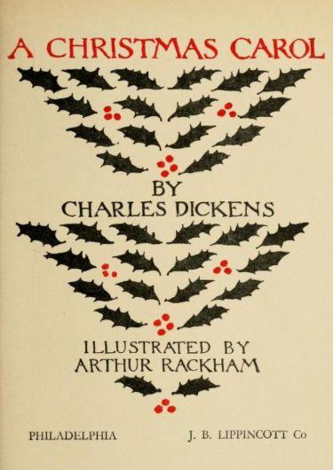 dickens-chr-carol-titlepage